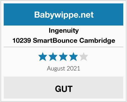 Ingenuity 10239 SmartBounce Cambridge Test