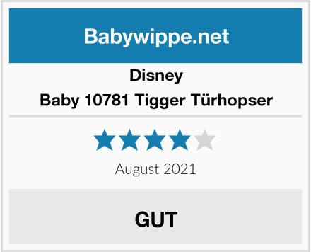 Disney Baby 10781 Tigger Türhopser Test
