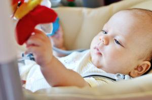 Babywippen und die Sicherheit