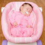 Wie lange sollte die Babywippe am Tag maximal zum Einsatz kommen?