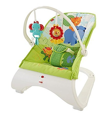 Fisher-Price CJJ79 Comfort Curve