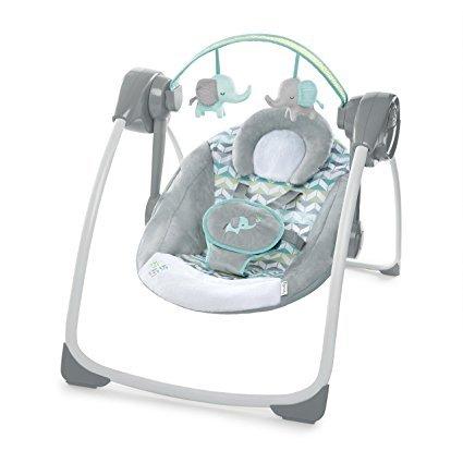 Ingenuity 60674 Comfort 2 Go Portable Swing