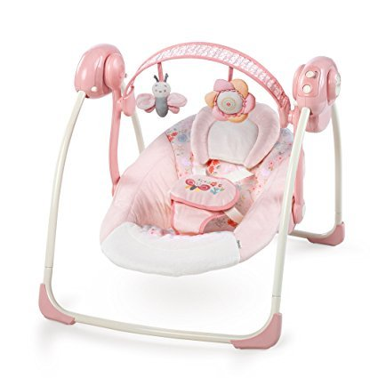 Ingenuity 60675 Soothe and Delight Portable Swing