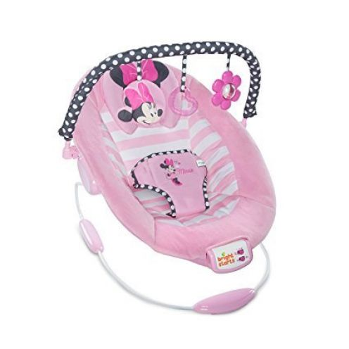 Roba 10903 Minnie Mouse Blushing Bows Bouncer